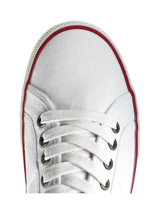 Tommy Hilfiger Tommy Hilfiger Πάνινα παπούτσια Vantage 2D FM56819047 Λευκό