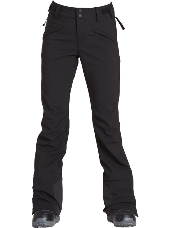 Billabong Billabong Παντελόνι snowboard Flake Q6PF08 BIF9 Μαύρο Skinny Fit
