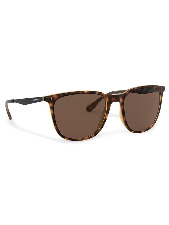 Emporio Armani Okulary przeciwsłoneczne 0EA4149 508973 Czarny