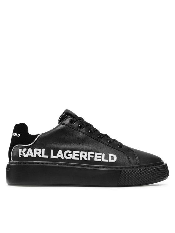 KARL LAGERFELD KARL LAGERFELD Tenisice KL62210 00X Crna