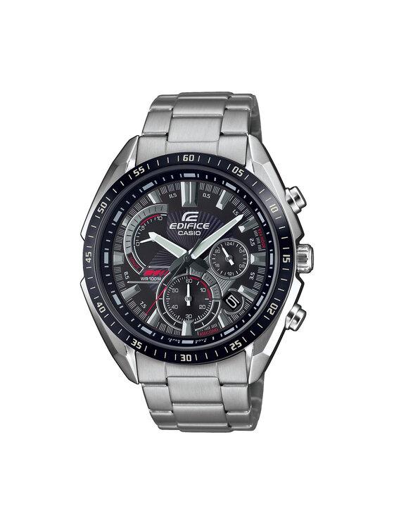 Casio Laikrodis Edifice EFR-570DB-1AVUEF Sidabrinė