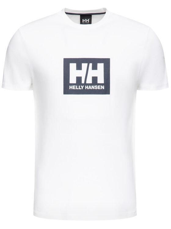 Helly Hansen Helly Hansen T-shirt Tokyo 53285 Bianco Regular Fit