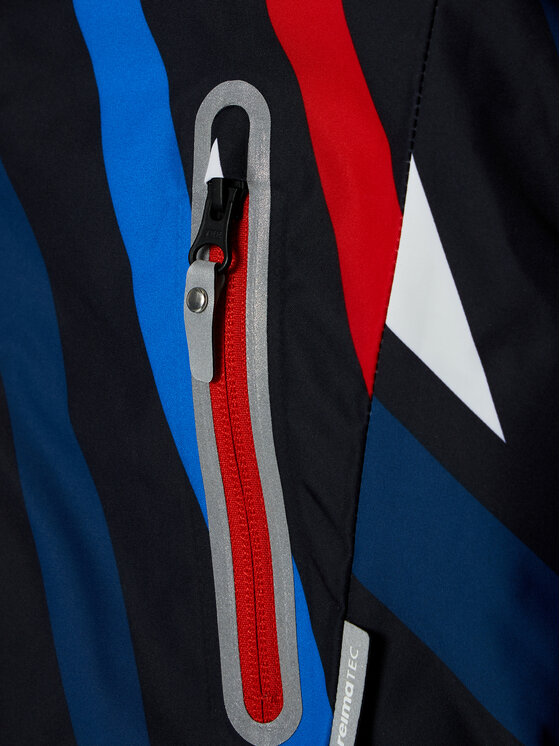Reima Reima Geacă de schi Regor 521615B Colorat Regular Fit