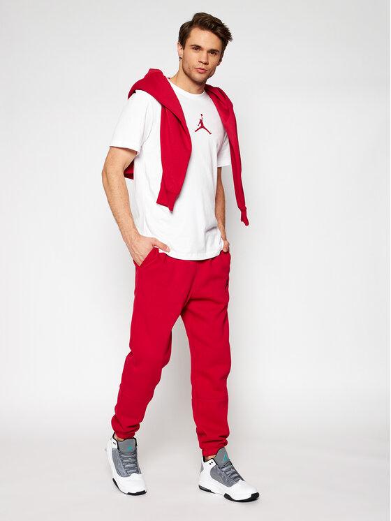 Nike Nike T-Shirt Jordan Jumpman CW5190 Biały Standard Fit