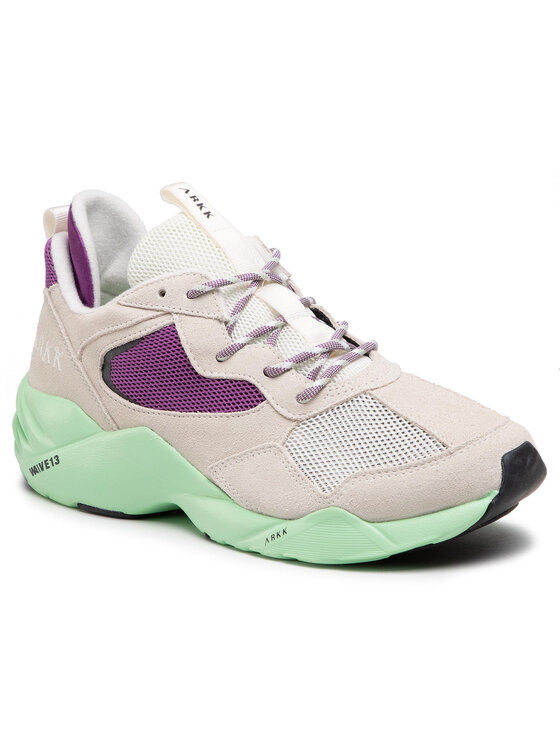 ARKK Copenhagen Laisvalaikio batai Kanetyk Suede W13 CR3802-0011-M Smėlio