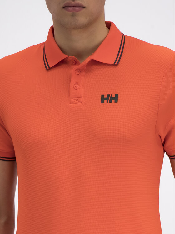 Helly Hansen Helly Hansen Polo Kos 34068 Arancione Fitted Fit