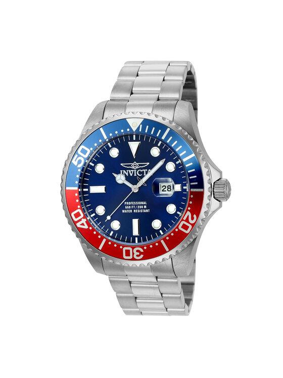 Invicta Watch Laikrodis 22823 Sidabrinė