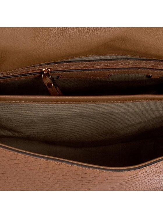 Coccinelle Coccinelle Borsa AD2 Liya Python E1 AD2 18 01 01 Marrone