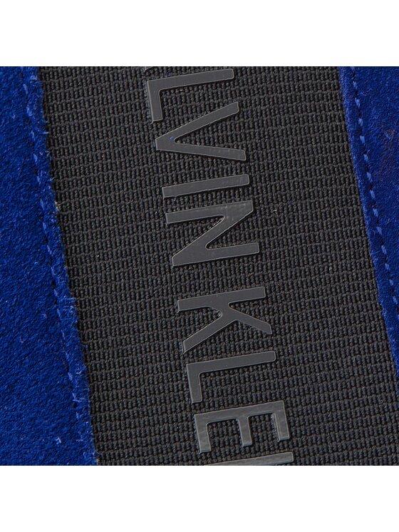 Calvin Klein Jeans Calvin Klein Jeans Botki Shanna RE9765 Granatowy