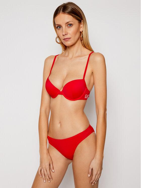 EA7 Emporio Armani Bikinis 911026 CC418 00074 Raudona