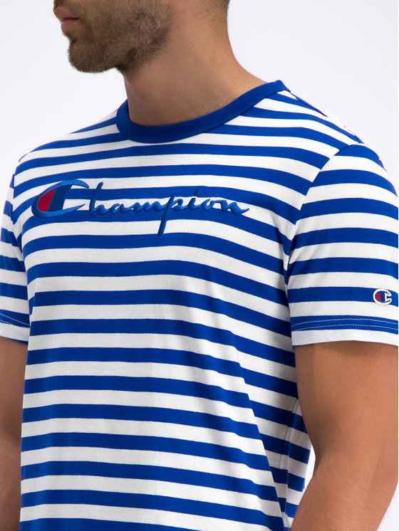 Champion Champion Tricou 212972 Alb Regular Fit