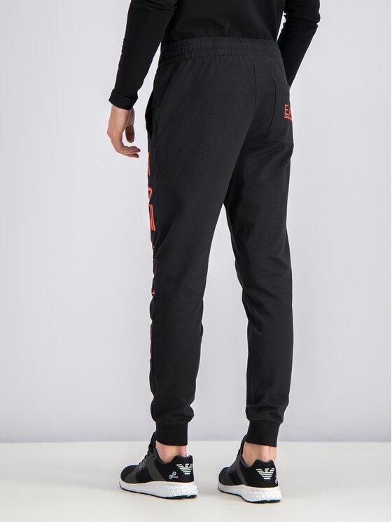 EA7 Emporio Armani EA7 Emporio Armani Pantalon jogging 8NPPC3 PJ05Z 1201 Noir Regular Fit
