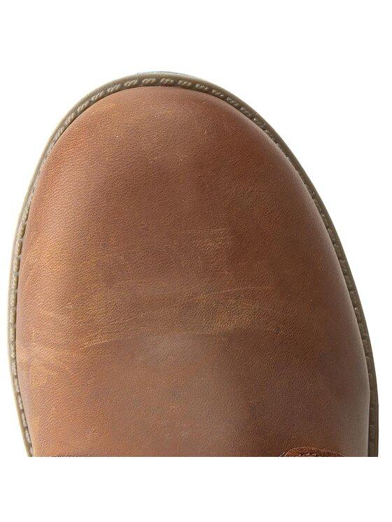 Tommy Hilfiger Tommy Hilfiger Outdoorová obuv Houston Jr 1C FB56821693 Hnedá