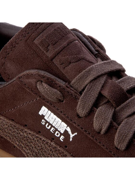 Puma Puma Laisvalaikio batai Suede Classic Citi 362551 01 Ruda