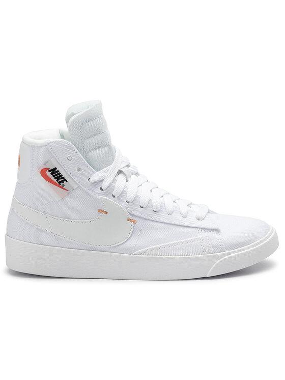 Nike Nike Buty Blazer Mid Rebel BQ4022 102 Biały