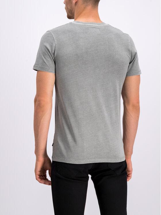 Joop! Jeans Joop! Jeans T-Shirt 30017375 Szary Modern Fit