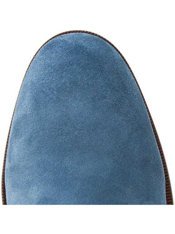 Tommy Hilfiger Tommy Hilfiger Chaussures basses Campbell 3B FM56820735 Bleu