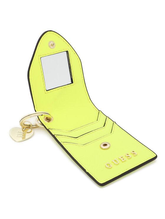Guess Guess Bankkártya tartó Not Cordinated Keyrings RW8381 P0201 Sárga