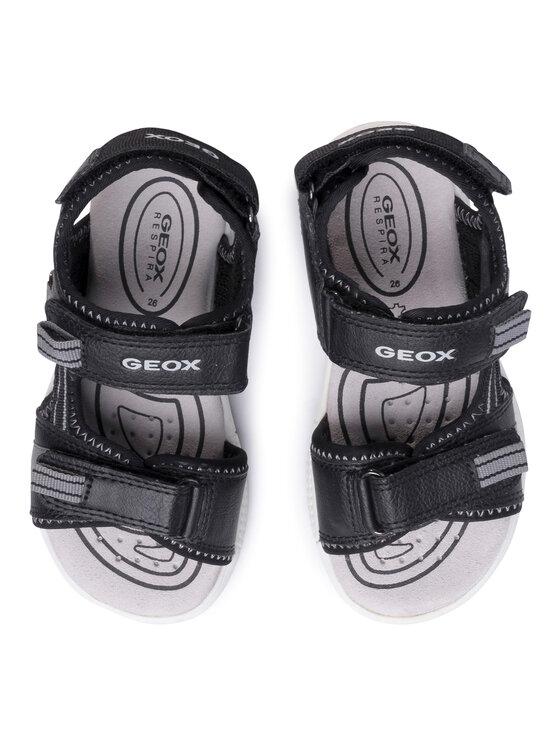 Geox Geox Szandál J S.Alben B.D J02AVD 0FE15 C0017 M Fekete