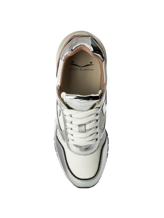 Voile Blanche Voile Blanche Sneakersy May Power 0012012434.04.9132 Srebrny