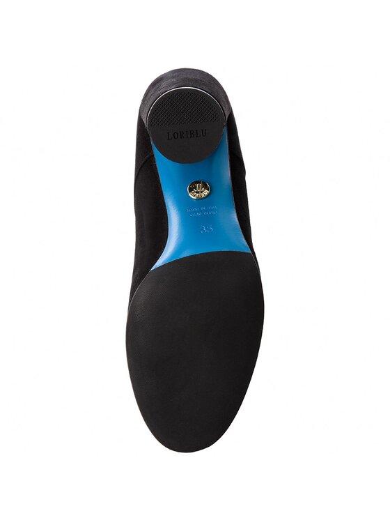Loriblu Loriblu Pantofi 9I XB8069 XR Negru