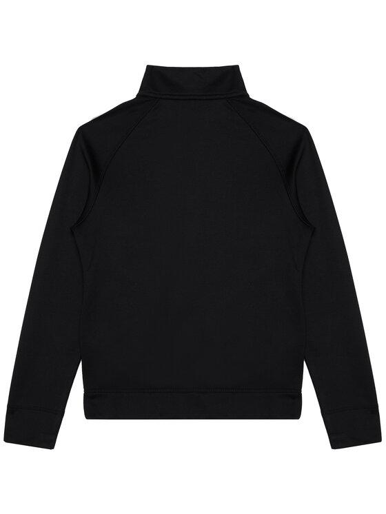 Reima Reima Bluză tehnică Johtean 536347B Negru Regular Fit