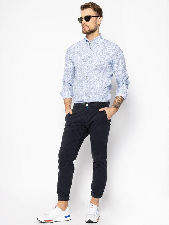 Joop! Jeans Joop! Jeans Риза 15 JJSH-40Haven-W 30020393 Син Slim Fit