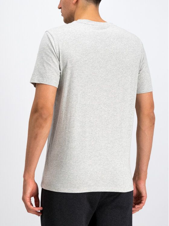 Hugo Hugo T-Shirt 50417216 Γκρι Regular Fit
