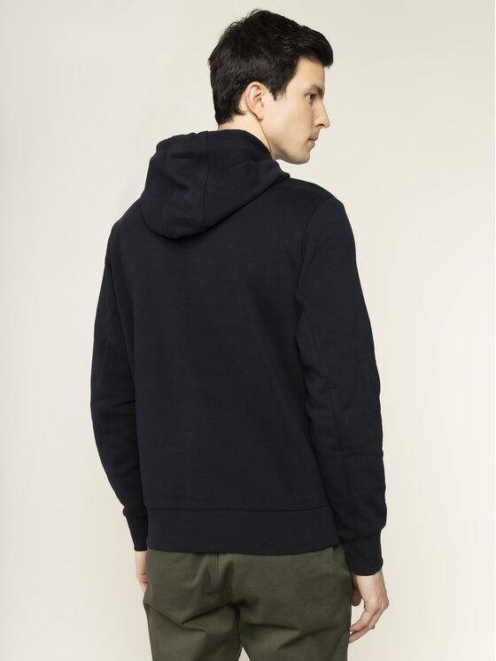 Calvin Klein Calvin Klein Džemperis Logo Stripe Hoodie K10K104945 Juoda Regular Fit