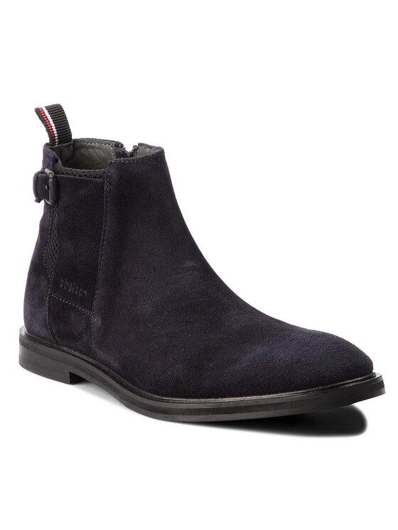 Strellson Auliniai batai New Harley 4010002494 Tamsiai mėlyna