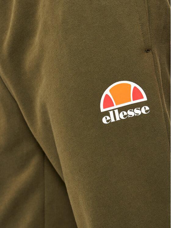 Ellesse Ellesse Spodnie dresowe SHS01763 Zielony Regular Fit