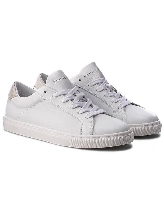 Tommy Hilfiger Tommy Hilfiger Sneakers Tina 10A1 FW0FW00965 Bianco