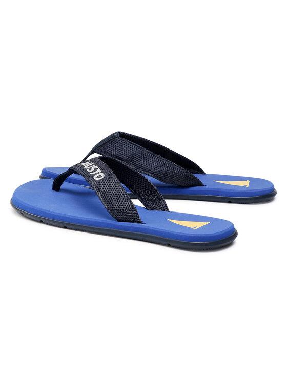 Musto Musto Flip flop Nautic Sandal 82031 Bleumarin