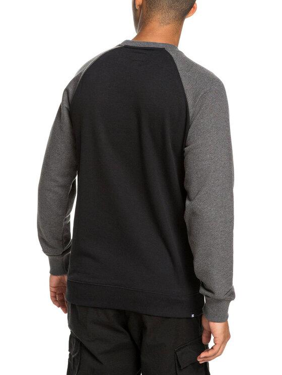DC DC Bluză EDYSF03198 Negru Regular Fit