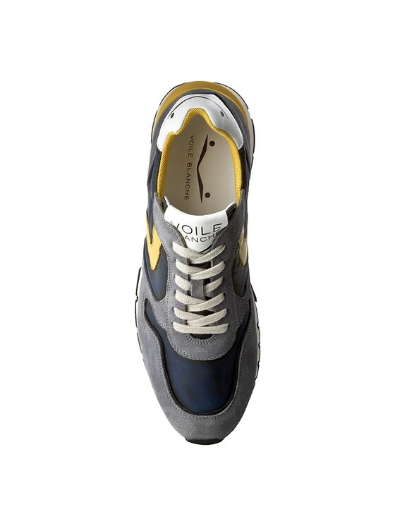 Voile Blanche Voile Blanche Sneakers Liam Race 0012011204.01.9101 Gris