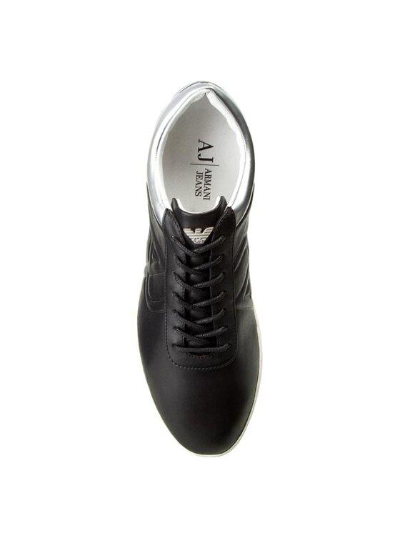 Armani Jeans Armani Jeans Сникърси A6538 99 12 Черен