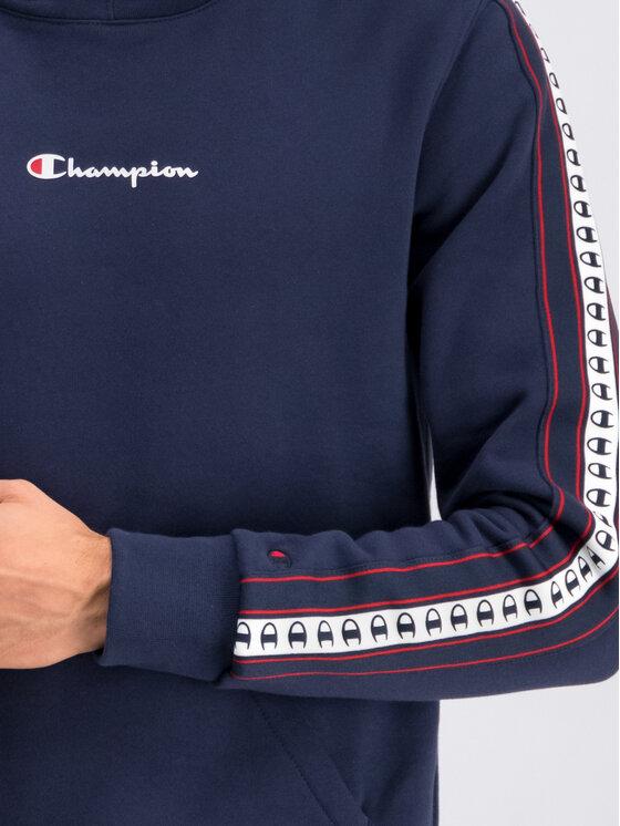 Champion Champion Felpa 213456 Blu scuro Custom Fit