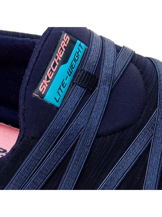 Skechers Skechers Chaussures Scene Stealer 12004/NVPK Bleu marine