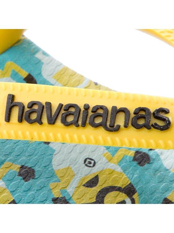 Havaianas Havaianas Tongs H.Minions H41331670031 Jaune