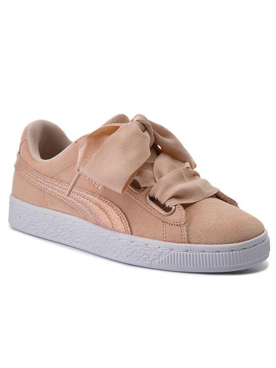 Puma Puma Sneakers Suede Heart LunaLux Wn's 366114 02 Rosa