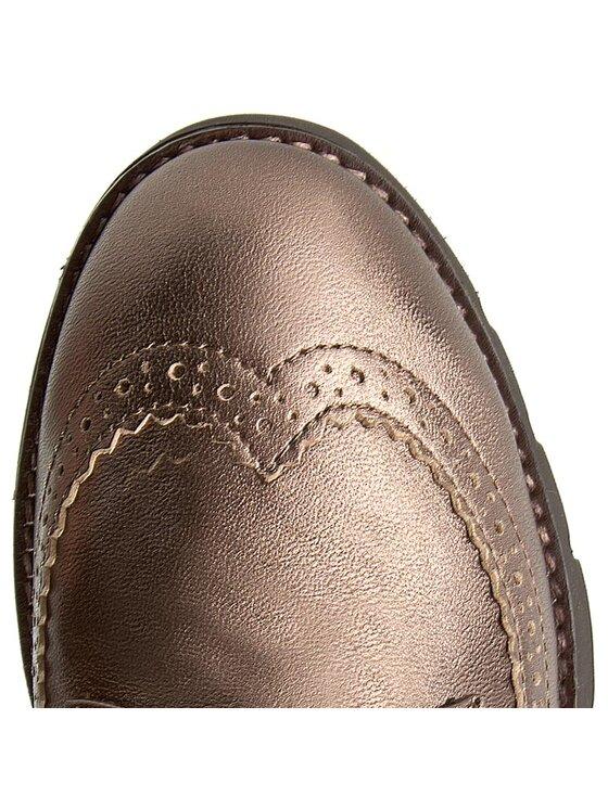 Geox Geox Oksfordo batai D Blenda C D540BC 000KY C9003 Auksinė