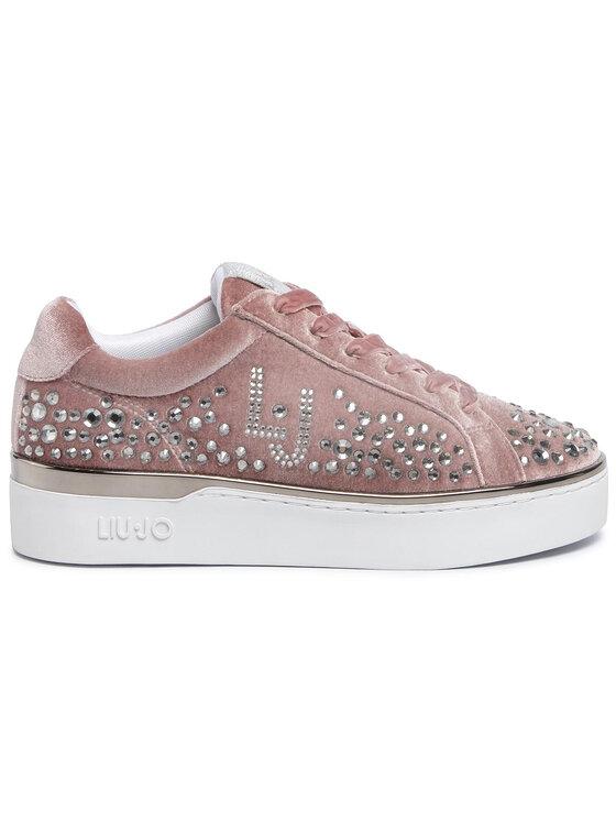 Liu Jo Liu Jo Sneakers Silvia 03 B69017 TX010 Rosa