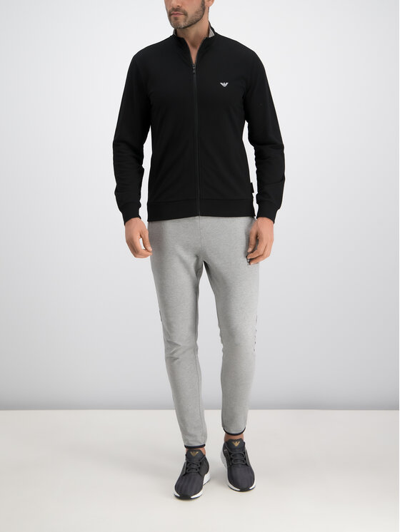 Emporio Armani Underwear Emporio Armani Underwear Bluza 111532 9P571 00020 Czarny Regular Fit