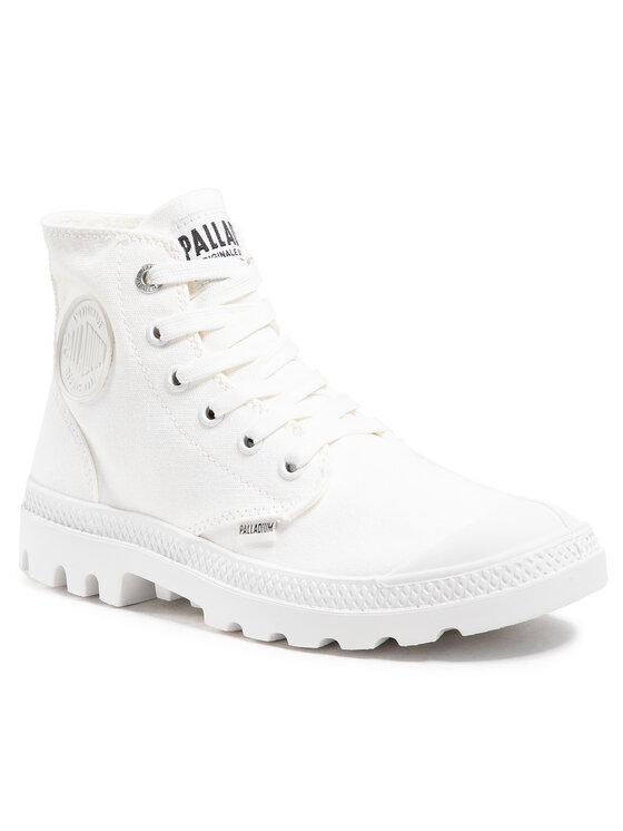 Palladium Žygio batai Mono Chrome 73089-116-M Balta
