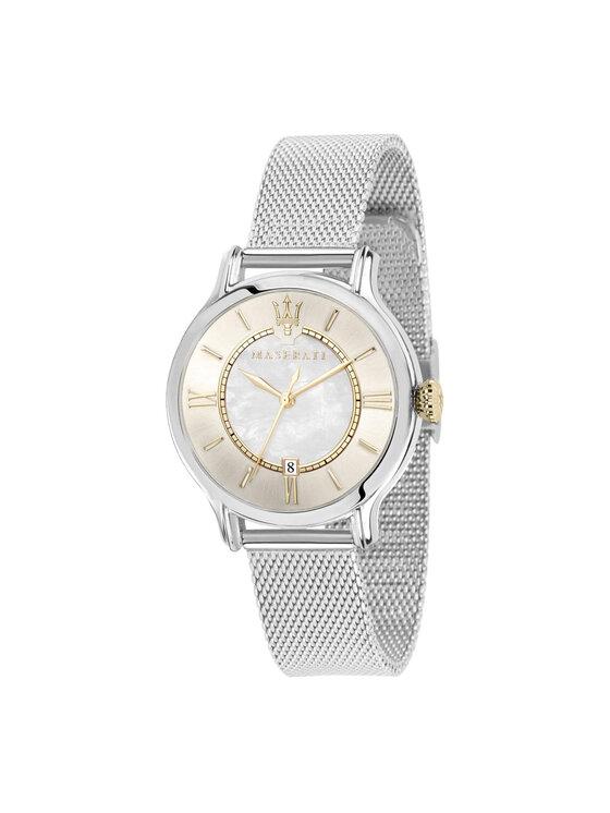 Maserati Laikrodis Epoca R8853118504 Sidabrinė