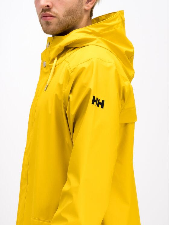 Helly Hansen Helly Hansen Giacca impermeabile Moss Rain 53265 Giallo Regular Fit