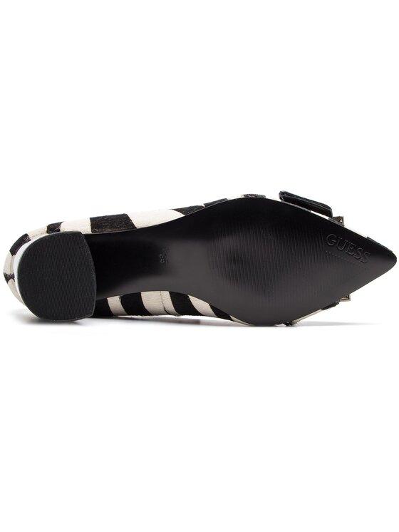 Guess Guess Обувки FL5DMS FUR08 Черен