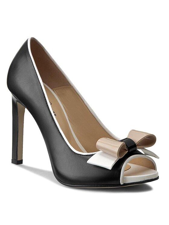 Pollini Pollini Обувки на ток SA16219C11TM300A Черен