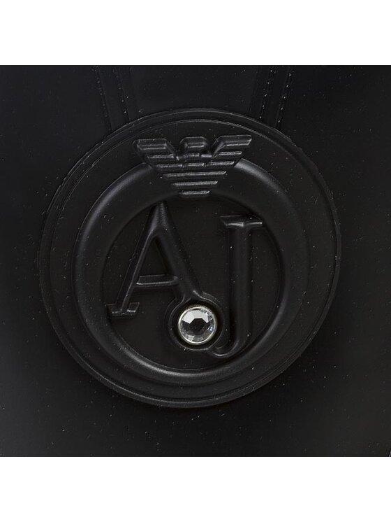Armani Jeans Armani Jeans Gummistiefel Z5587 M7 12 Schwarz