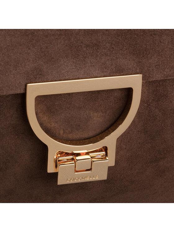 Coccinelle Coccinelle Torebka ED6 Arlettis Suede E1 ED6 12 06 01 Brązowy